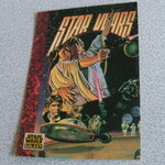 Star Wars Galaxy 1993 Topps #55 Art of Star Wars Trading card